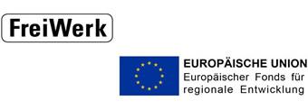 Freiwerk | Europäischer Fonds für regionale Entwicklung